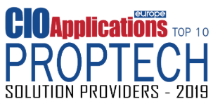CIO Applications Europe - Top 10 PropTech Solution Provider