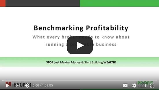Benchmarking Profitability - Profit Centre and iBroker Webinar - goibroker.com