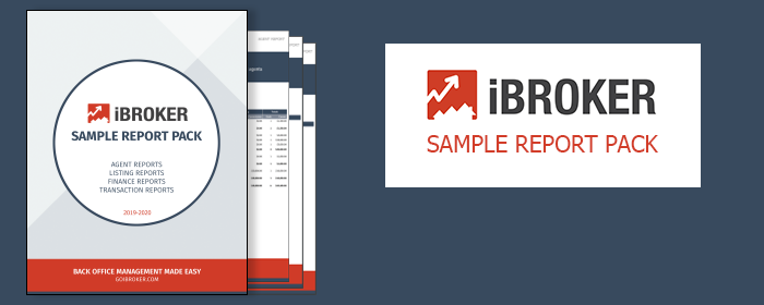 Sample iBroker Report Pack