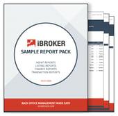 iBroker Sample Report Pack