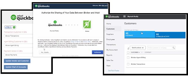 Intuit QuickBooks Online integration