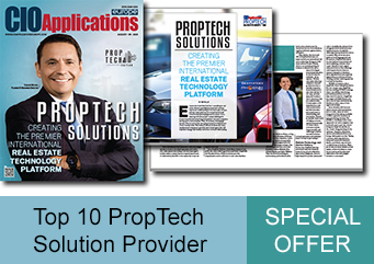 iBroker is Backed by a Top 10 PropTech Solution Provider!
