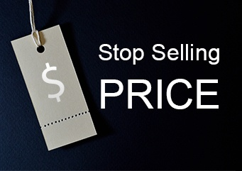 When Recruiting, Stop Selling Price