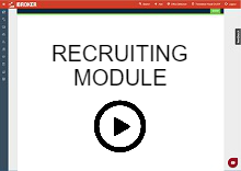 iBroker Recruitment Module Preview Video